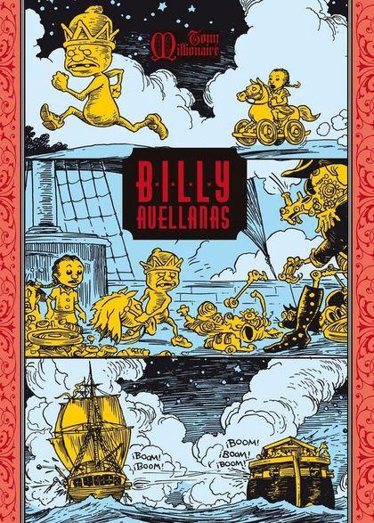 BILLY AVELLANAS.