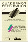 CUADERNOS DE EDUCACION 5 ENSEÑANZA CIENCIAS EDUCACION SECUNDARIA