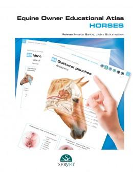 EQUINE OWNER EDUCATIONAL ATLAS. HORSES.