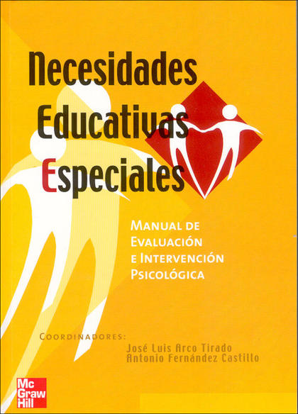 MANUAL DE EVALUACIÓN DE INTERVENCIÓN PSICOLÓGICA EN NECESIDADES EDUCATIVAS ESPECIALES