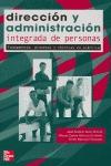 DIRECCIÓN Y ADMINISTRACIÓN INTEGRADA DE PERSONAS