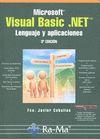 MICROSOFT VISUAL BASIC, NET : LENGUAJE Y APLICACIONES