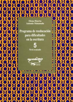 PROGRAMA REEDUCACION DIFICULTADES ESCRITURA 5