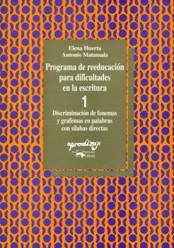 PROGRAMA REEDUCACION DIFUCULTADES ESCRITURA 1