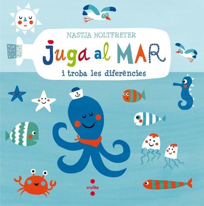 C-JUGA AL MAR I TROBA LES DIFERENCIES