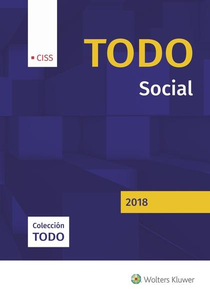 TODO SOCIAL 2018.