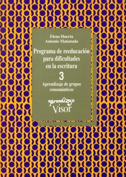 PROGRAMA REEDUCACION DIFICULTADES ESCRITURA CUAD 3