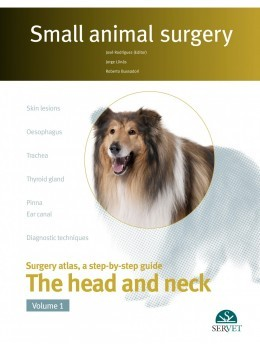 SMALL ANIMAL SURGERY. THE HEAD AND NECK. VOL.I.