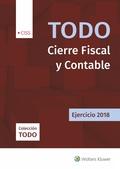 TODO CIERRE FISCAL Y CONTABLE. EJERCICIO 2018.