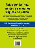 RUTAS POR LOS RÍOS, MONTES Y SANTUARIOS MÁGICOS DE GALICIA