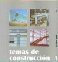 TEMAS DE CONSTRUCCIÓN 1