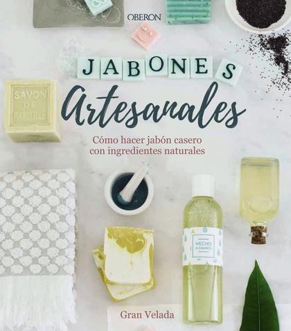 JABONES ARTESANALES COMO HACER JABON CASERO CON INGREDIENTE.
