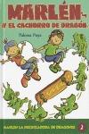 MARLÉN Y EL CACHORRO DE DRAGÓN