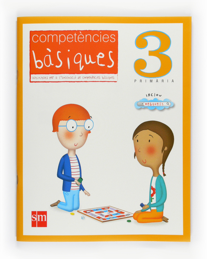 COMPETENCIES BÀSIQUES, 3 EDUCACIÓ PRIMÀRIA, CICLE MITJÀ