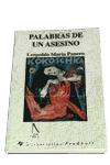 PALABRAS DE UN ASESINO