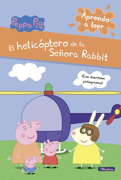PICTOGRAMAS 4. EL HELICÓPTERO DE LA SEÑORA RABBIT