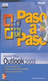 MICROSOFT OFFICE OUTLOOK 2003 PASO A PASO