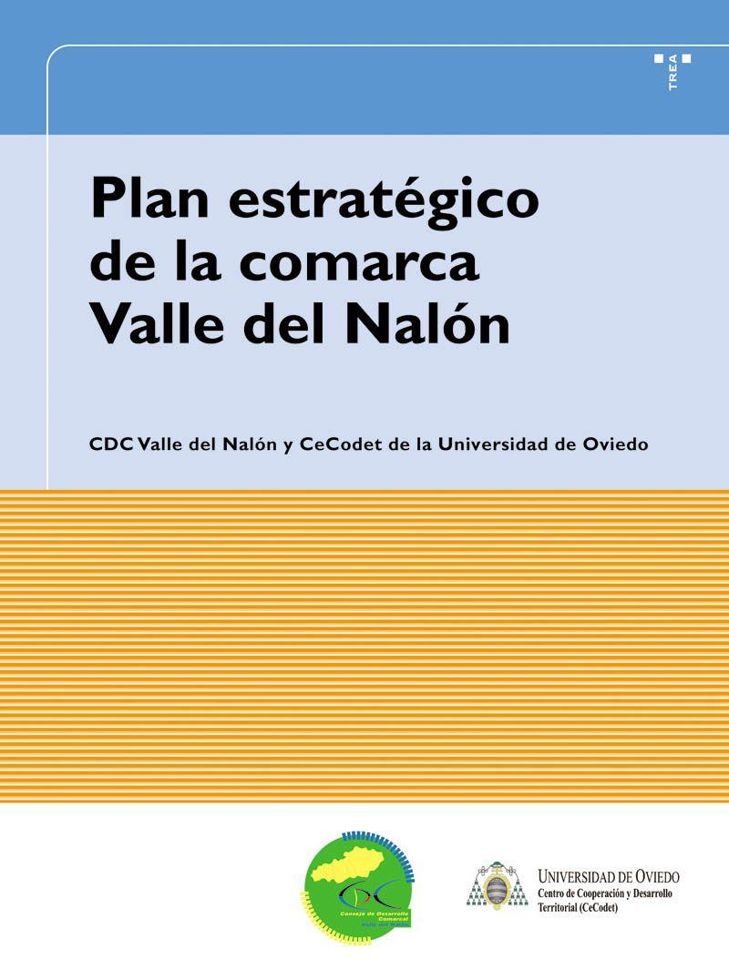 PLAN ESTRATÉGICO DE LA COMARCA DEL VALLE DEL NALÓN