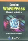DOMINE WORDPRESS : MANUAL PRÁCTICO