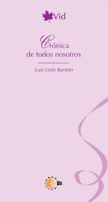 CRÓNICAS DE TODOS NOSOTROS