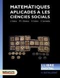 MATEMÀTIQUES APLICADES A LES CIÈNCIES SOCIALS 1R BATXILLERAT. LLIBRE DIGITAL DE.