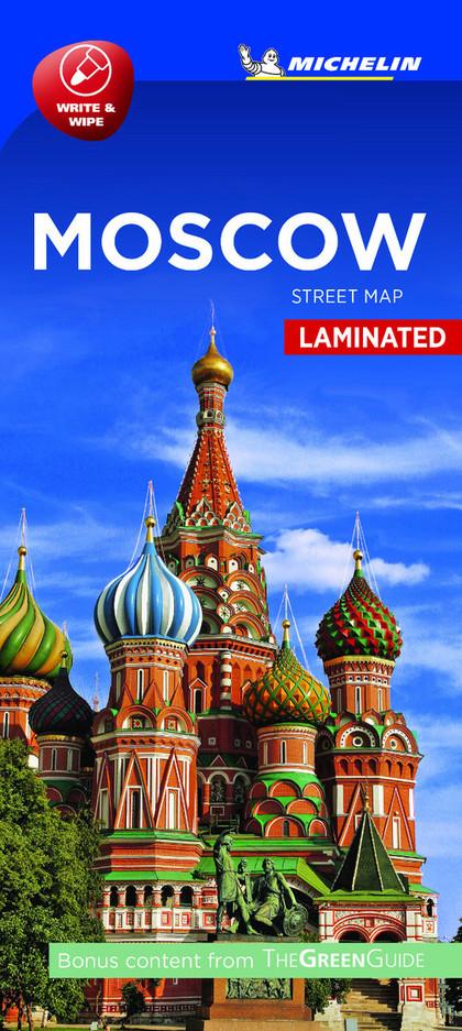 PLANO MOSCÚ LAMINATED