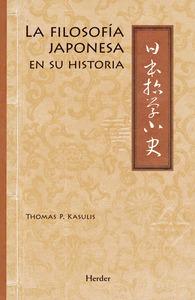 FILOSOFÍA JAPONESA EN SU HISTORIA, LA.