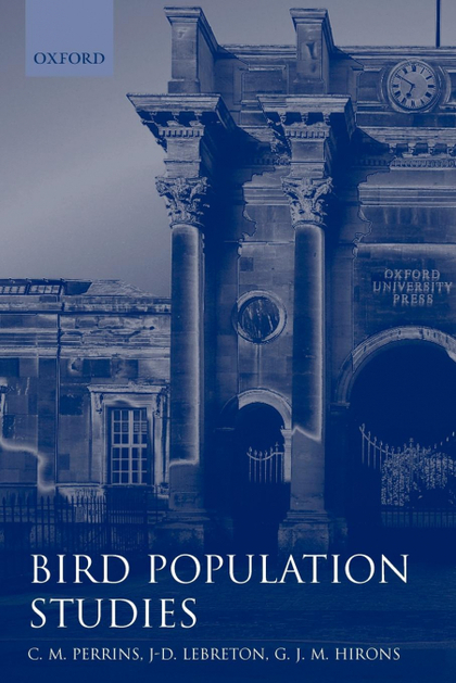 BIRD POPULATION STUDIES