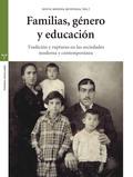 FAMILIAS, GÉNERO Y EDUCACIÓN                                                    TRADICIÓN Y RUP