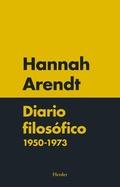 DIARIO FILOSÓFICO 1950-1973.