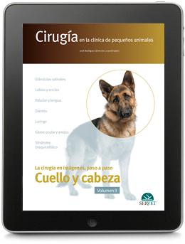 CIRUGÍA EN LA CLÍNICA DE PEQUEÑOS ANIMALES. CABEZA Y CUELLO. VOLUMEN II.
