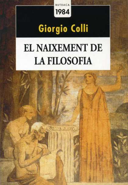 EL NAIXEMENT DE LA FILOSOFÍA