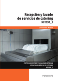 RECEPCIÓN Y LAVADO DE SERVICIOS DE CATERING.