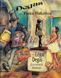 DEGAS I LA PETITA BALLARINA