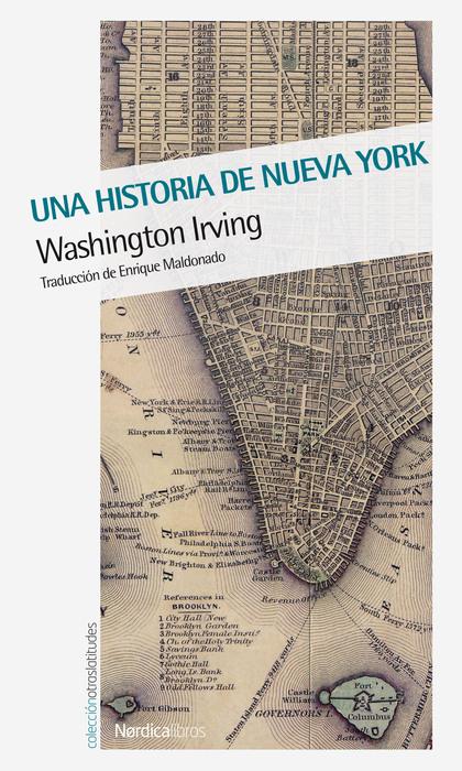UNA HISTORIA DE NUEVA YORK.
