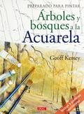 ÁRBOLES Y BOSQUES A LA ACUARELA