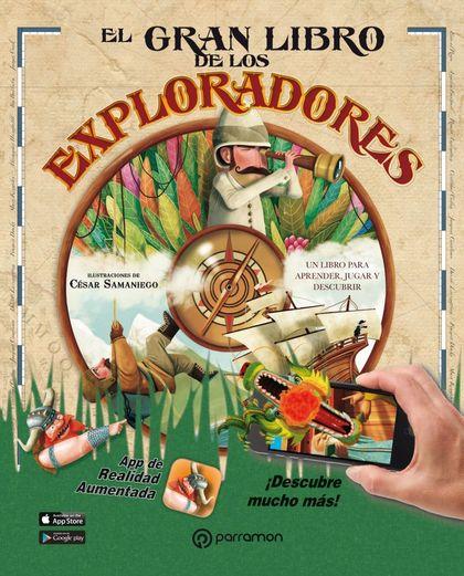 EL GRAN LIBRO DE LOS EXPLORADORES.
