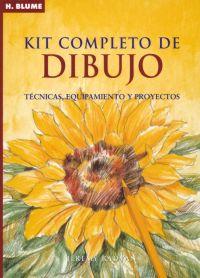 KIT COMPLETO DE DIBUJO: TÉCNICAS, EQUIPAMIENTO Y PROYECTOS