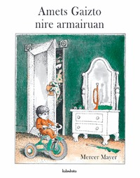AMETS GARTO NIRE ARMAIRUAN