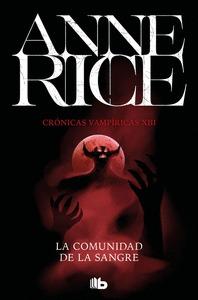 LA COMUNIDAD DE SANGRE. CRONICAS VAMPIRICAS 13