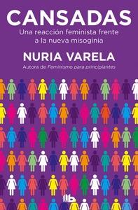 CANSADAS (BOLSILLO). UNA REACCIÓN FEMINISTA FRENTE A LA NUEVA MISOGINIA