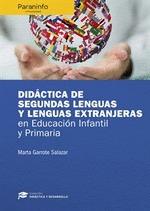 DIDÁCTICA DE SEGUNDAS LENGUAS Y LENGUAS EXTRANJERAS EN EDUCACIÓN INFANTIL Y PRIM.