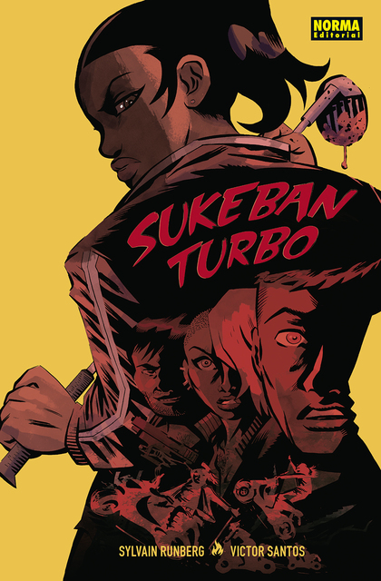 SUKEBAN TURBO.