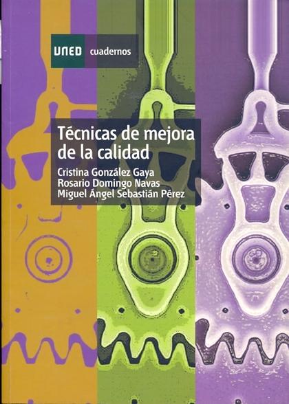 TÉCNICAS DE MEJORA DE LA CALIDAD