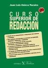 CURSO SUPERIOR DE REDACCION (3ª EDICION)