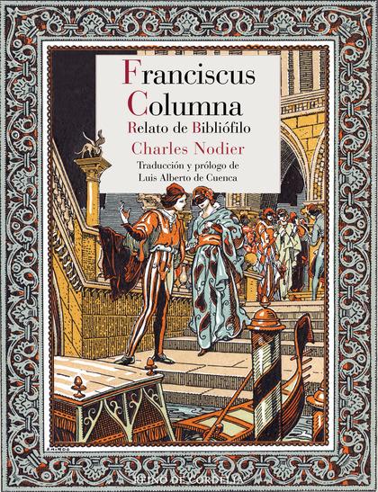 FRANCISCUS COLUMNA                                                              RELATO DE BIBLI