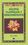 SÓLIDOS PLATÓNICOS Y ARQUIMEDIANOS