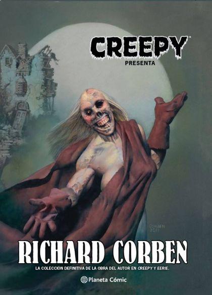 CREEPY RICHARD CORBEN (NUEVA EDICIÓN)