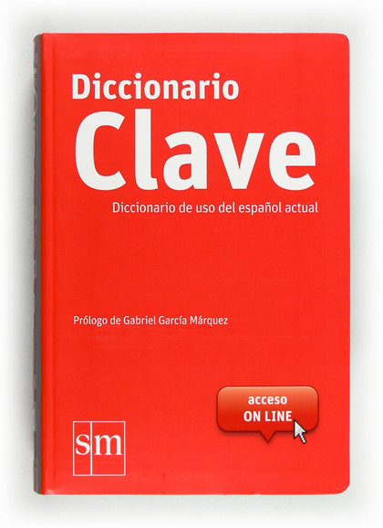 DICCIONARIO CLAVE : LENGUA ESPAÑOLA
