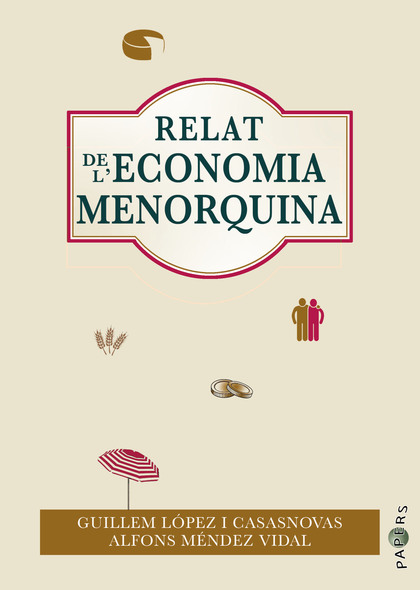RELAT DE L´ECONOMIA MENORQUINA.